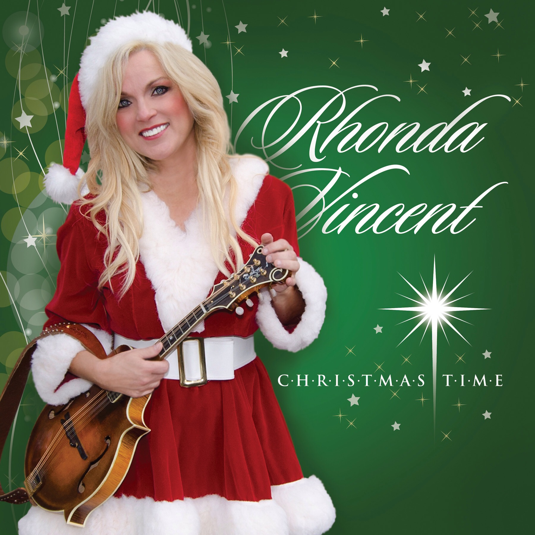 dreaming of christmas written by rhonda vincent