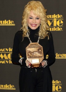 Dolly Parton at the MovieGuide Gala, in LA, February 5th