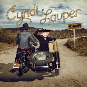 Cyndi Lauper making a Country Detour, Hard Candy Christmas by Dolly Parton