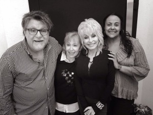 Dolly Parton working on her new album Pure and Simple