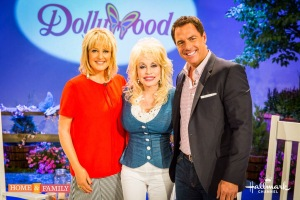 Hallmark Channel Home and Family goes to Dollywood with Dolly Parton