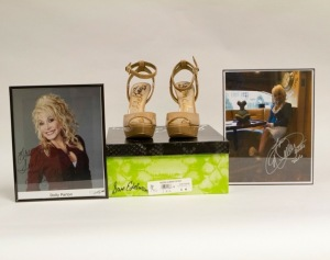 Dolly Parton donated shoes for Soles4Souls